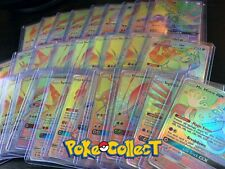 Pokemon Card Lot 5 Holo Pack Possible EX, GX, V, VMAX, Full Art, Rainbow, Secret