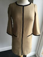 Boden Ladies 3/4 Sleeve 98% Wool Dress Size 6 R. Great Condition.