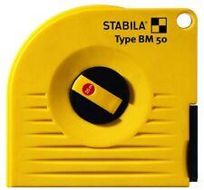 Nº 10711 Stabila acier Mètre Blanc 42w 50 m mm//