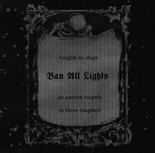 Kerker - Ban All Lights CD 2016 melancholic black metal Germany