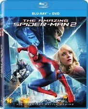 The Amazing Spider-Man 2 [New Blu-ray] With DVD, UV/HD Digital Copy, 3 Pack