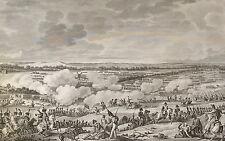 Bataille Mont-Saint-Jean Waterloo Vernet Napoléon Bonaparte Révolution 1850