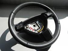 Opel Zafira B Astra H Leder Multilenkrad schwarz Leather Steering Wheel 13251121