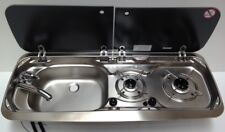 Smev 9222 Hob/Sink Unit L/H Comet Tap Campervan Conversion 9722