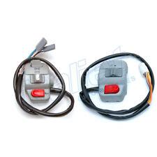 Italjet Velocifero 50cc Original L/H + R/H Switch Gear Device Units Grey Pair