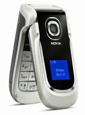 Nokia 2760 mobile phone REFURBISHED - SILVER - UNLOCKED GRADE AAA+