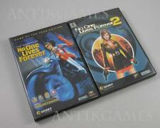 No One Lives Forever 1 & 2  The Operative PC deutsch PC DVD-Box