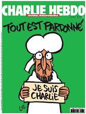Charlie Hebdo  N°1178  14 January 2015 PHYSICAL Newspaper (not PDF or reprint)