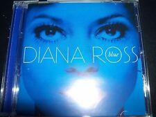 Diana Ross Blue (Australia) CD – Like New