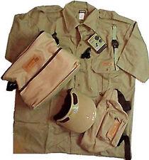 Indiana Jones Last Crusade Safari Shirt-Pepsi Promo- Size Large- Unworn!