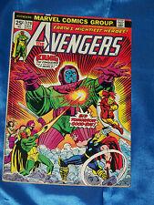AVENGERS: Comic #129-1974, AVENGERS ASSEMBLE, S. Buscema Art, Fine Condition
