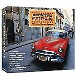 Definitive Cuban - Various Artists (3CD) [SAME DAY DISPATCH * NEW SEALED]