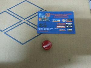 tappo manubrio verniciato rosso Aprilia Scarabeo  AP8238158