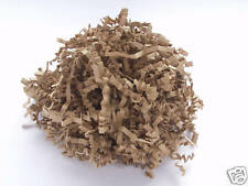 200g NATURAL BEIGE shredded crinkle cut paper Hamper