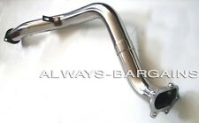 Manzo Stainless Steel Downpipe Fits WRX Sti 02-07 2.0L 2.5L Bell Mouth TP-061