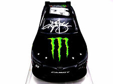 2015 Signed Nascar Monster Energy Kyle Busch Diecast 1/24
