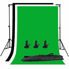 Yisitong Photo Video Studio Adjustable Backdrop Stand - Black