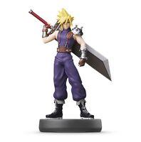 NEW Nintendo 3DS Amiibo Cloud Super Smash Bros. JAPAN OFFICIAL IMPORT