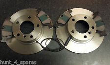 BMW 3 SERIES E36 QUALITY JURATEK FRONT BRAKE DISCS AND PADS SOLID CHECK SIZES