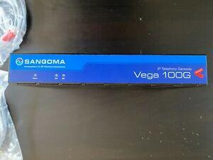 Sangoma Vega 100G E1/T1 Digital VoIP ISDN30 Gateway VS0164 - 30 Channels -3CX