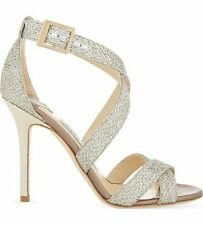 Jimmy Choo Party Strappy, Ankle Straps Slim Heels for Women
