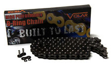 530 x 150 Links O-Ring Motorcycle Chain for Extended Swingarm - Black
