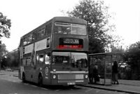 PHOTO  1998 SHIRLEY (MONKS ORCHARD ROAD) BUS TERMINUS FOR ALMOST THIRTY YEARS FR