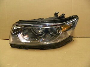 LINCOLN ZEPHYR MKZ LH HEADLIGHT ASSEMBLY drivers side  2006-2009 HALOGEN