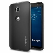 Spigen Neo Hybrid Case - To Suit Google Nexus 6 - Gunmetal