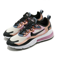 Nike Wmns Air Max 270 React Bronze Light Orewood Brown Black Women CT1833-100
