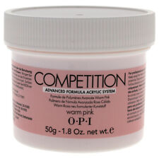 Competition Warm Pink by OPI for Women - 1.8 oz Acrylic Powder