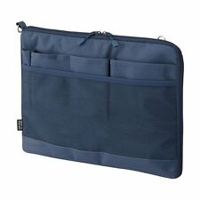 Lihit Lab. Bag in bag SMART FIT ACTACT Navy A4 size A7681-11 34x25x25cm MIJ