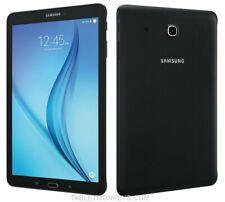 Samsung Galaxy Tab E 8 SM-T377W 16GB Black  WIFI +Global...