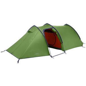 Vango Scafell 200+ 2 Person Camping & Hiking Tent - Pamir Green (VTE-SC200P-N)
