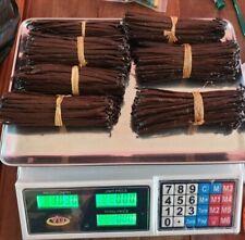Grade A+ 1/4 LB Madagascar Vanilla Bean. Ship Free DHL From Madagascar.Free Gift