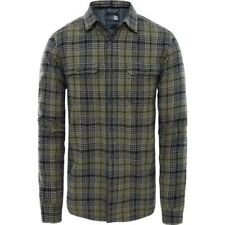 North Face Check Casual Shirts & Tops