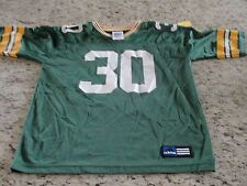 Throwback Green Bay Packers Ahman Green Jersey by Adidas Youth Large