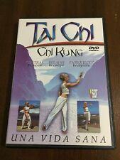 TAI CHI CHI KUNG - 1 DVD - 50 MIN - ARTES MARCIALES - MUY BUEN ESTADO