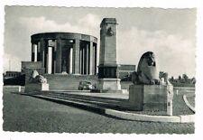 CPA n&b Nieuport - monument au roi Albert à l'Yser