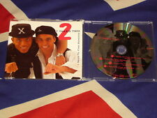 IT TAKES TWO - i need to find someone  4 trk MAXI CD 1994