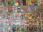COMIC BOOK LOT OF 50 MARVEL DC INDY SUPERMAN BATMAN X-MEN DEADPOOL NO DUPLICATES