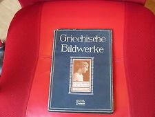 Griechische Bildwerke von Max Sauerlandt, Blaue Bücher 1911