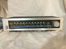 Vintage Pioneer Tx-520 Stereo Am/Fm Tuner - High Quality - Japan
