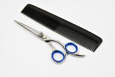Pro Hairdressing Scissors Hair Scissors 6 1/2in Ca 6,5 Z + Free Kamm