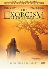 Exorcism of Emily Rose 0043396136779 With Tom Wilkinson DVD Region 1