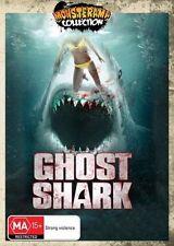 Ghost Shark (DVD, 2014) - Free Postage