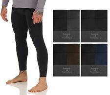 2 Thermo- Funktions-Leggings Herren Innenfleece Skiunterwäsche lange Unterhosen