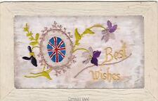 Military Greeting card, sent from France, 1917 - not stamped