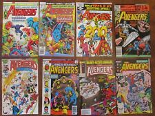Avengers Lot 141 167 200 215 237 Annual 9 15 16 Perez Bronze Age Marvel Lot Thor