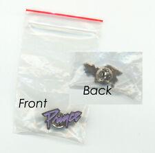 Prince Promo Purple Rain Tour Enamel Pin Button Pinback